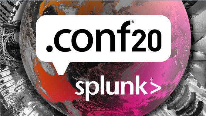 Konference Splunk .conf 2020